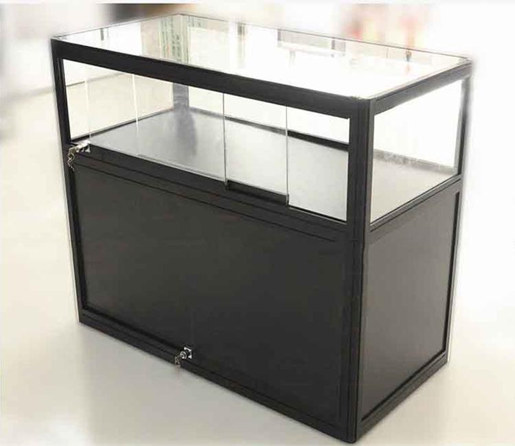 玻璃折叠柜