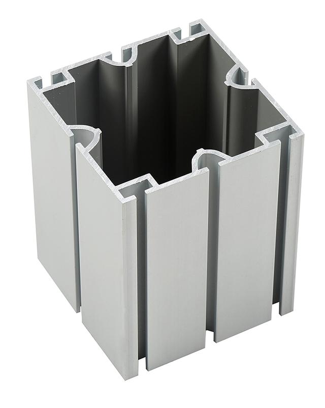80八槽方柱