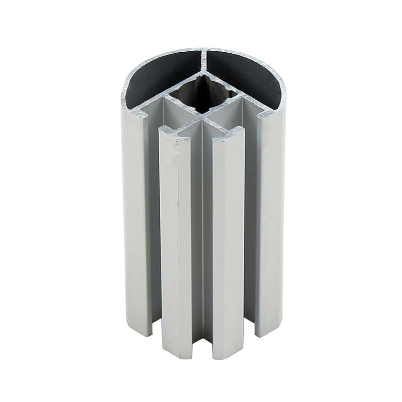 90度二槽圆柱